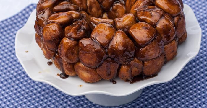 Cardamom-Clove Monkey Bread