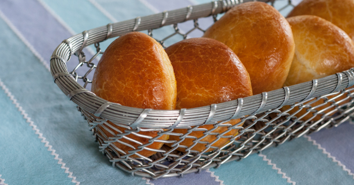 Brioche Hamber Buns | Flour Arrangements