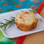 Prosciutto & Rosemary Muffins | Flour Arrangements
