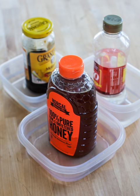 Ant-Proofing Sweeteners & Baked Goods