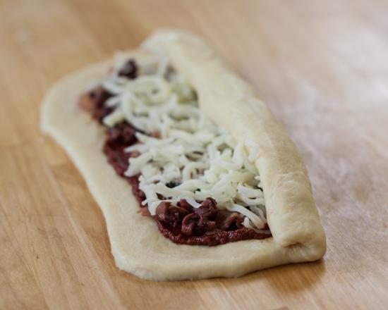 Pizza Rolls   Flour Arrangements