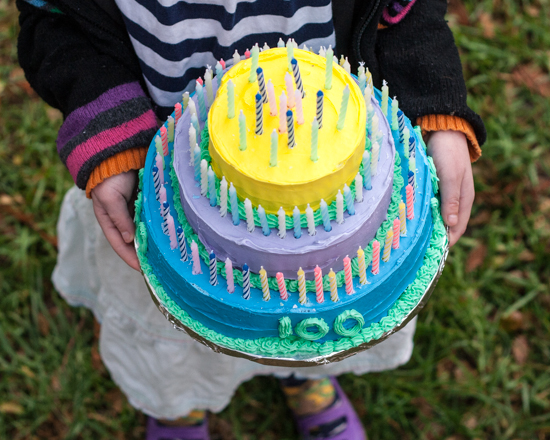 100th Day Of School Cake