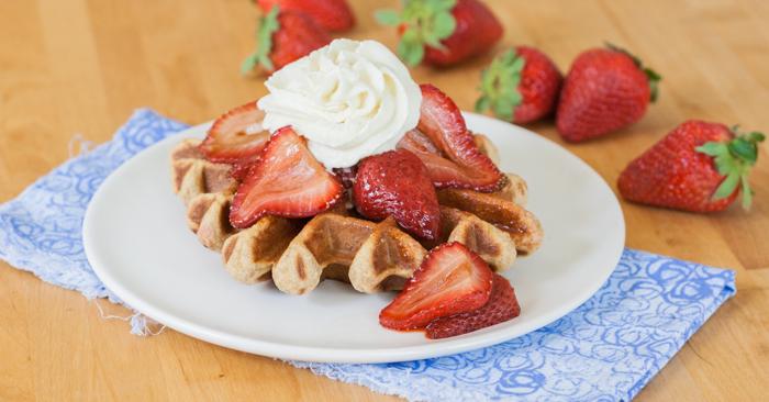 Balsamic Roasted Strawberries | Flour Arrangements