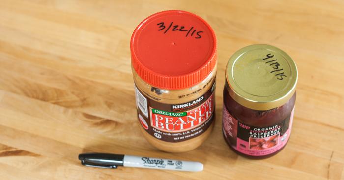 Food Labeling Hacks | Flour Arrangements