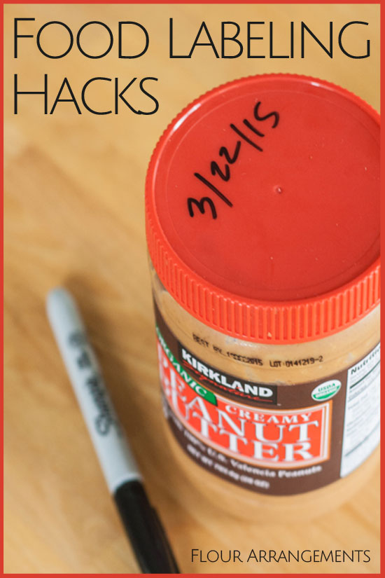This simple food labeling hack will help you decide whether to eat or discard food stored in your kitchen.
