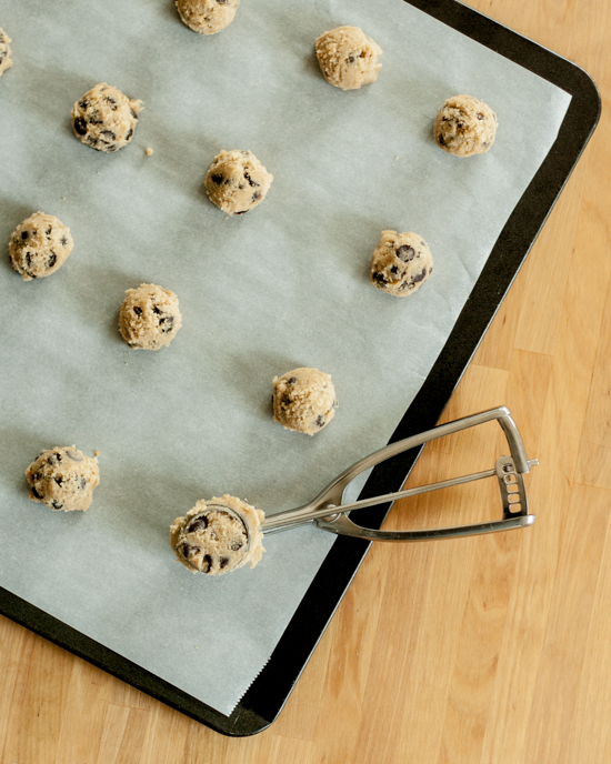 Chewy Chocolate Chip Cookies | Flour Arrangements