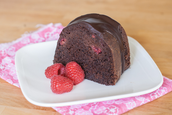 Chocolate Raspberry Cake | Flour Arrangements