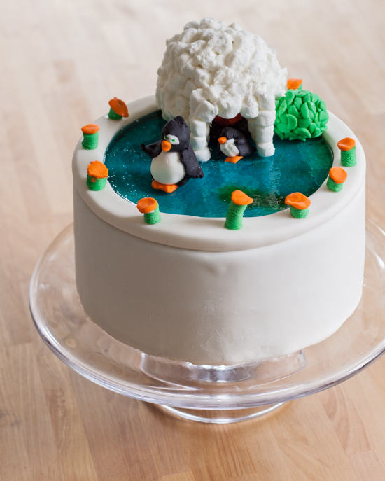 Kid-Crafted Birthday Cakes | Flour Arrangements