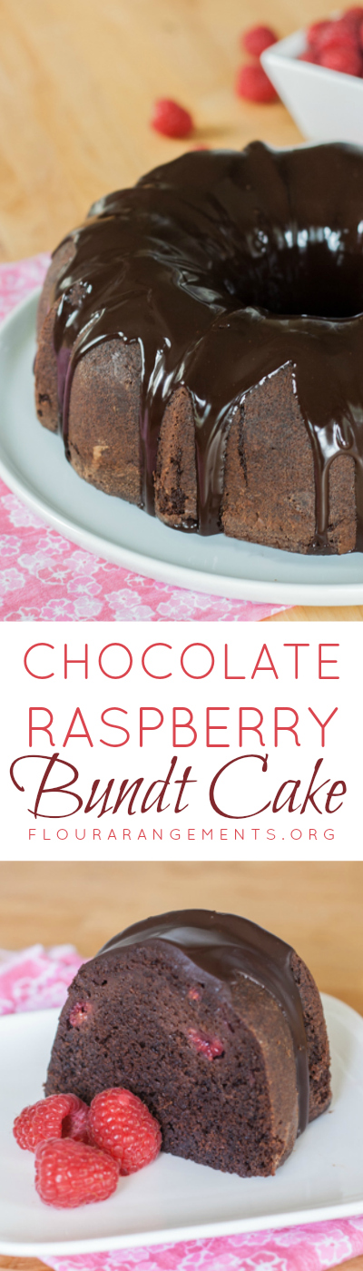 Sweet, tart raspberries and Framboise blend perfectly with the deep chocolate flavor in this Chocolate Raspberry Cake.