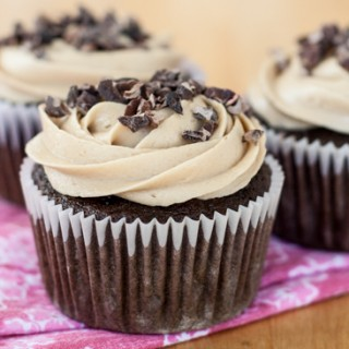 Kahlua Chocolate Cupcakes | Flour Arrangements