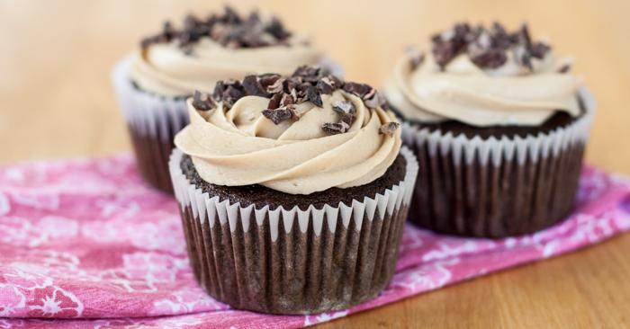 Kahlua Chocolate Cupcakes | Flour Arrangements