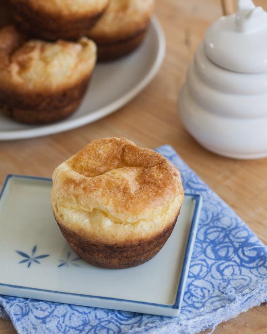 Muffin Tin Popovers | Flour Arrangements