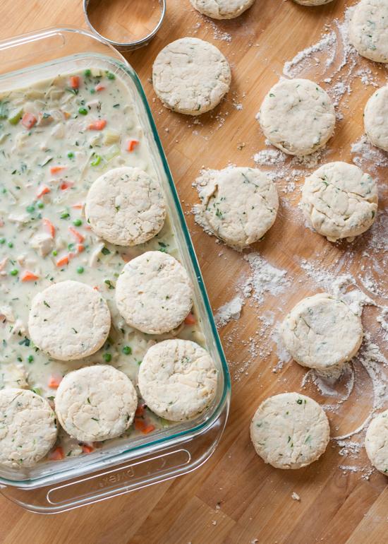 Chicken Pot Pie | Flour Arrangements
