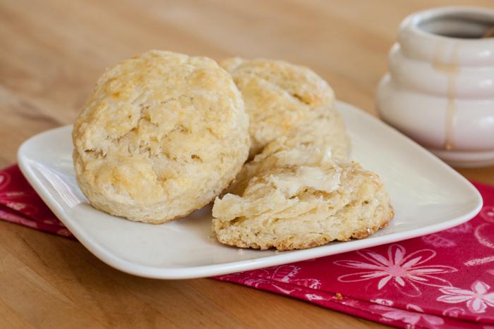 Perfect Buttermilk Biscuits | Flour Arrangements