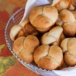 Buttermilk Dinner Rolls | Flour Arrangements
