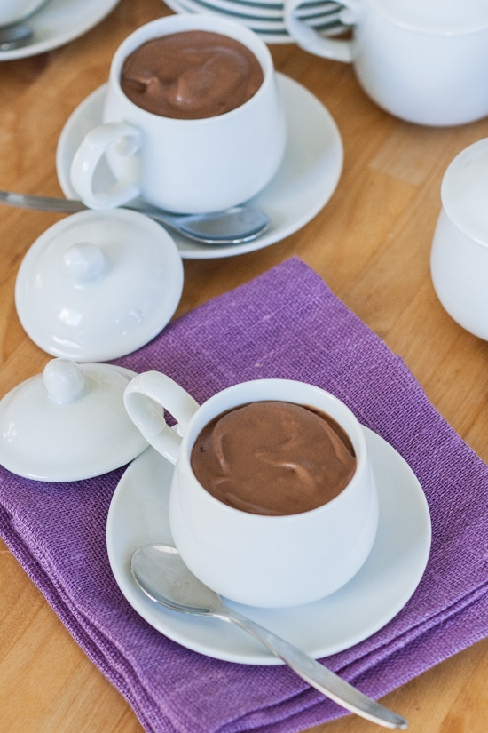Creamy and decadent, this Chocolate Mousse is full of rich flavor. Best of all, you can make it with just three ingredients!