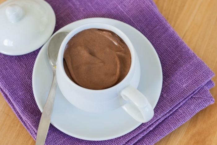 Chocolate Mousse | Flour Arrangments