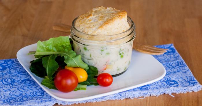 Mini Turkey Pot Pies | Flour Arrangements