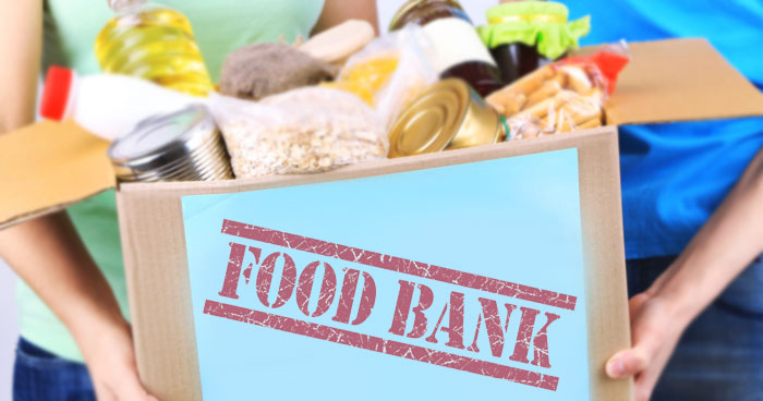 Food Banks: Help Beyond the Holidays