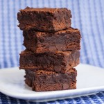 cinnamon chocolate brownies