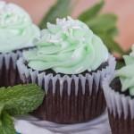 Grasshopper Cupcakes | Flour Arrangements