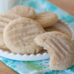 Simple Vanilla Cookies | Flour Arrangements
