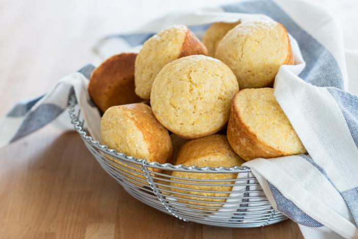 Cornbread Muffins | Flour Arrangements