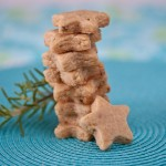Lemon-Rosemary Pine Nut Shortbread | Flour Arrangements