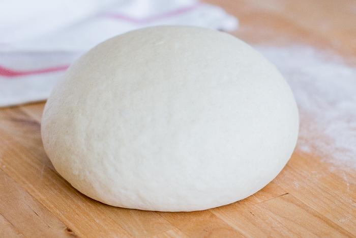 Homemade Pizza Dough | Flour Arrangements