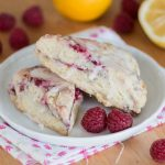 Raspberry Lemon Scones | Flour Arrangements
