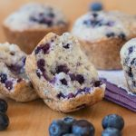 Easy Blueberry Muffins | Flour Arrangements