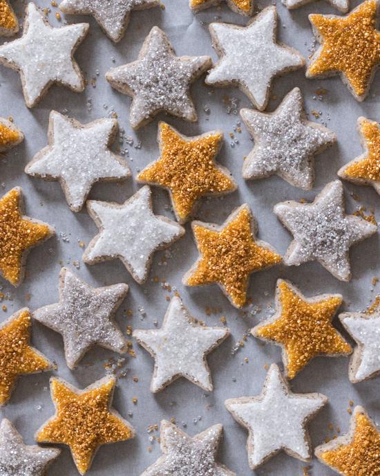 Espresso Stars | Flour Arrangements