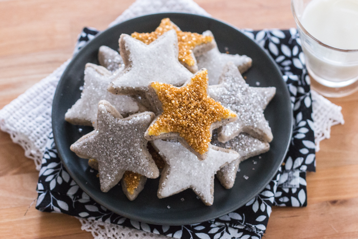 Espresso Star Cookies | Flour Arrangements