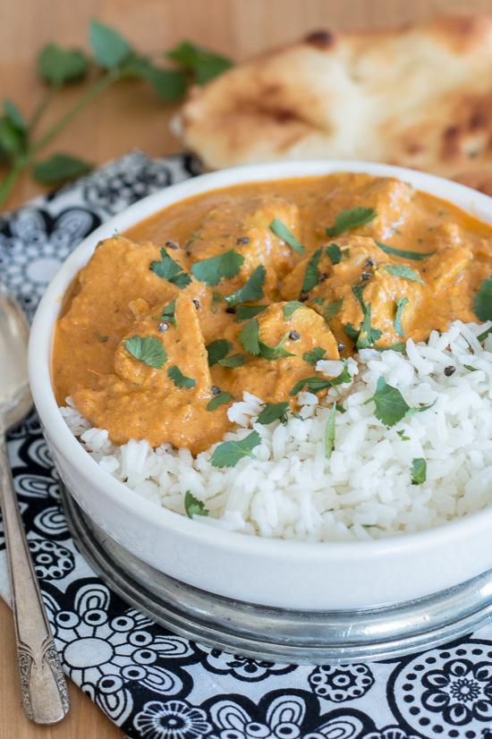 Easy Chicken Tikka Masala | Flour Arrangements