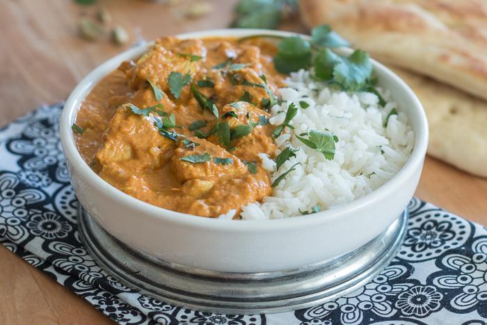 Chicken Tikka Masala | Flour Arrangements