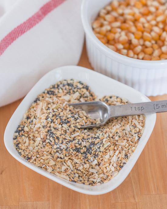 Everything Popcorn | Flour Arrangements