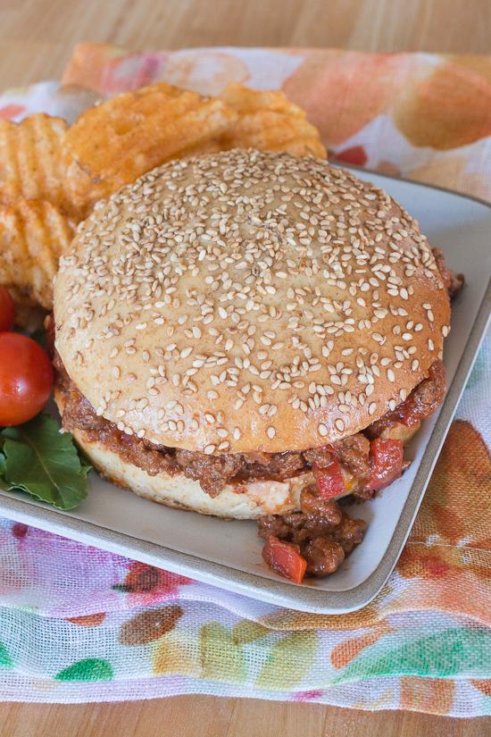 Easy Hamburger Buns | Flour Arrangements
